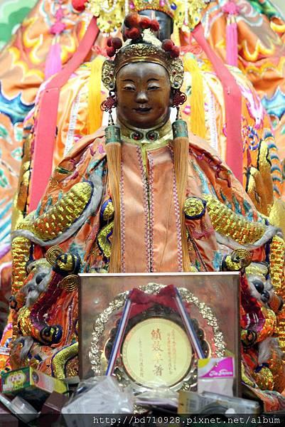 城隍太子聖像