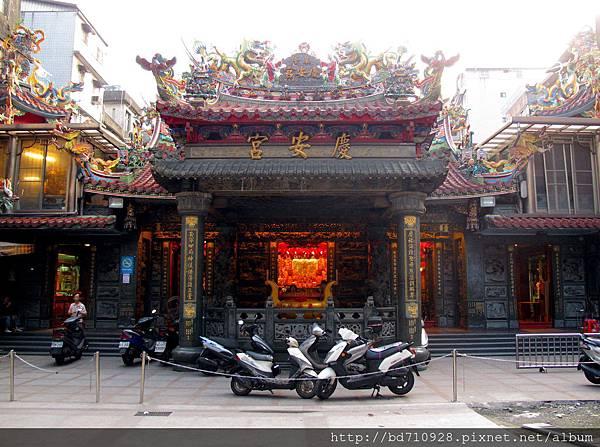 慶安宮廟貌
