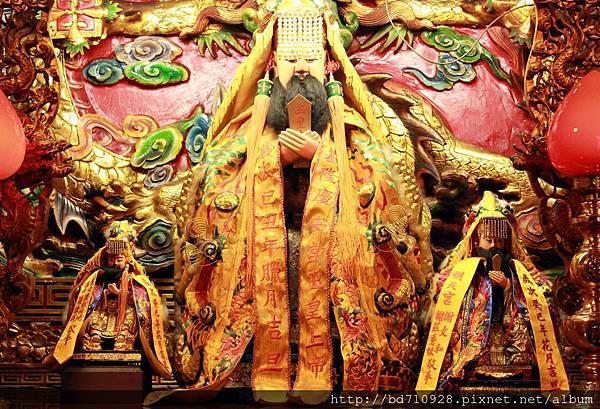 玉皇上帝聖像