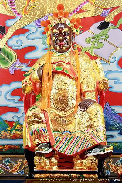 輔順將軍聖像