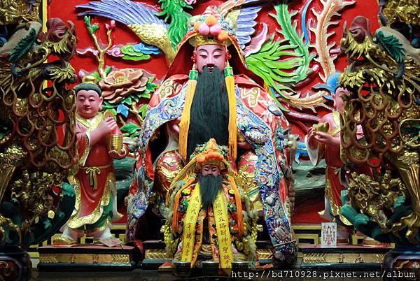 財神爺聖像