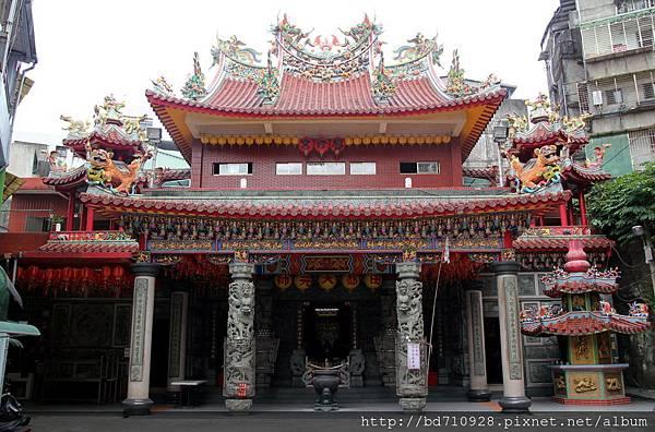 覺修宮廟貌