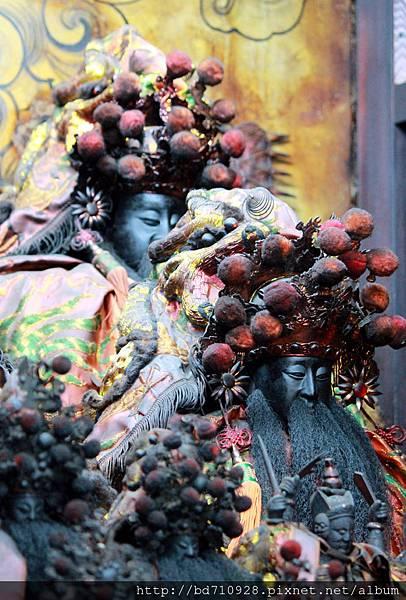 蘇府二王爺聖像