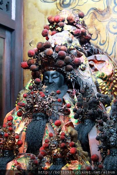 蘇府三王爺聖像