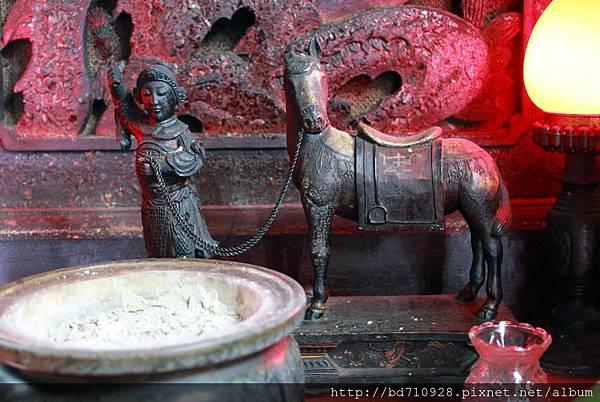馬爺及王馬聖像