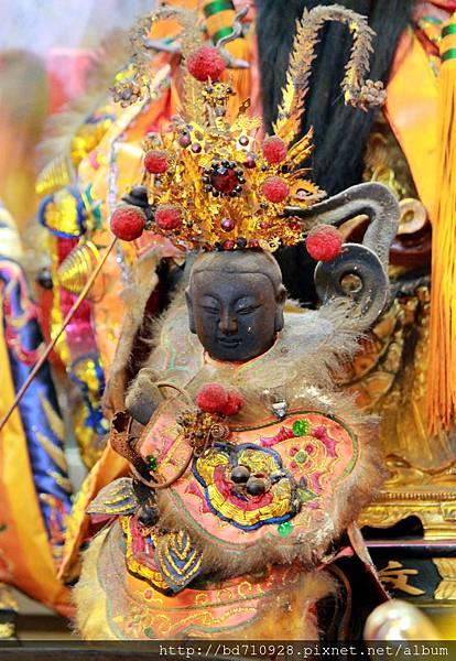 護爐中壇元帥聖像