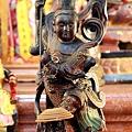金山三界壇聖德宮中壇元帥聖像