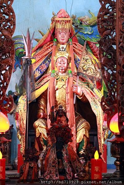 楊戩元帥聖像