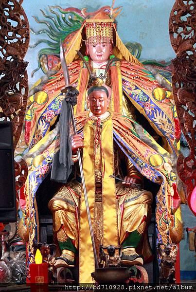 李哪吒元帥聖像