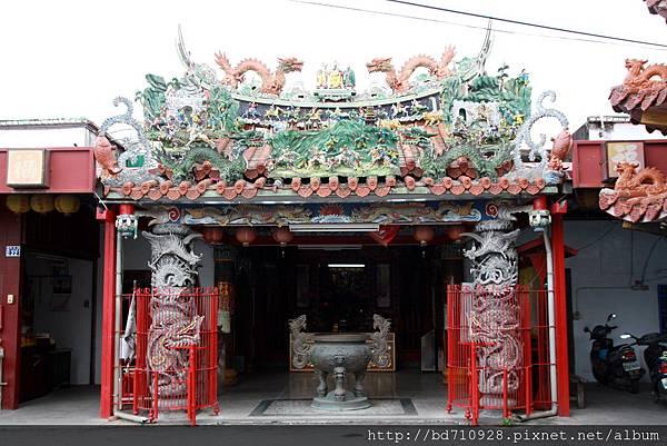 福安宮廟貌