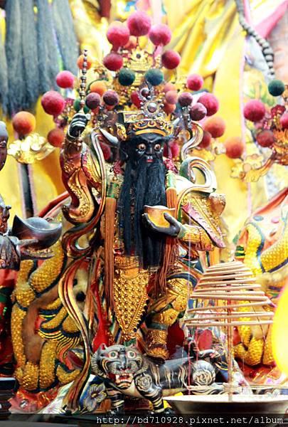 玄壇元帥聖像