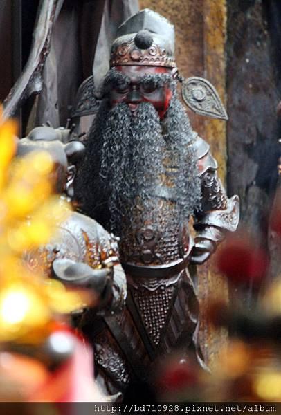 武判官聖像