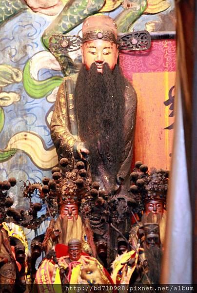 文判官聖像