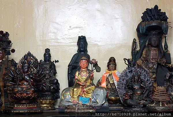 觀音佛祖等列位菩薩聖像