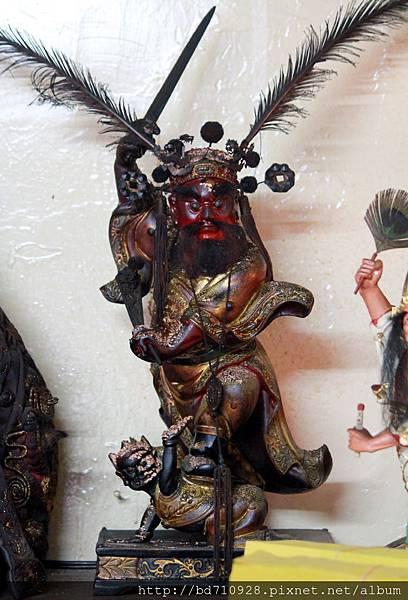 鍾馗爺聖像