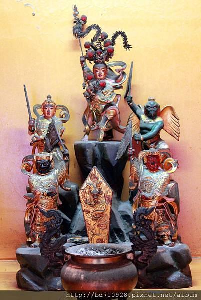 五營將軍聖像