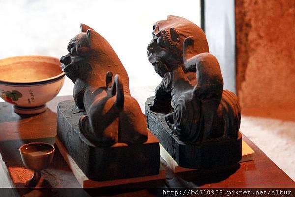 虎爺將軍聖像