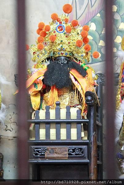 池府千歲聖像