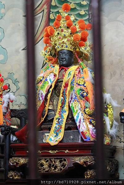 吳府千歲聖像