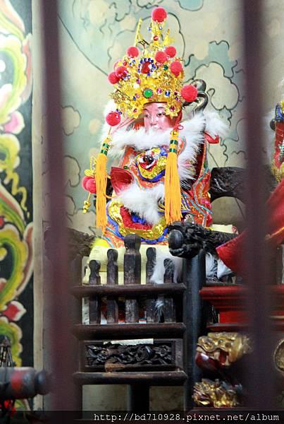 中壇元帥聖像