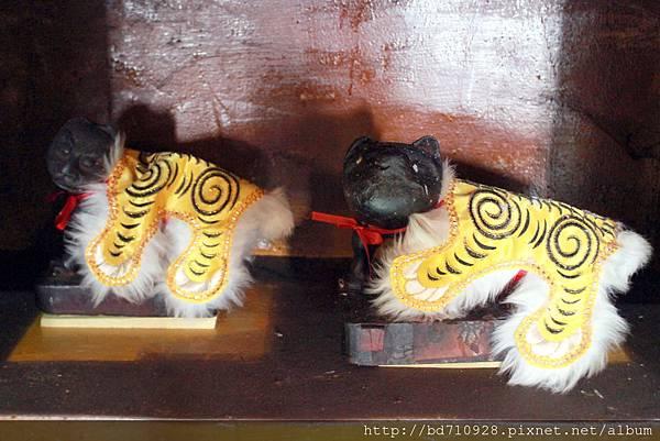 黑虎將軍聖像