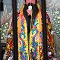 台東卑南南清宮鎮殿保生大帝聖像