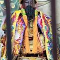 台東卑南南清宮保生二大帝聖像