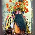 台東卑南南清宮玄天上帝聖像