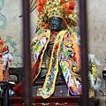 台東卑南南清宮吳府千歲聖像