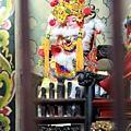 台東卑南南清宮中壇元帥聖像