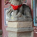 廟前母石獅