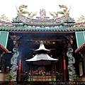 竹山連興宮廟內貌