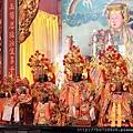 竹山連興宮正殿列位天上聖母聖像