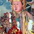 竹山連興宮鎮殿天上聖母聖像