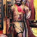 竹山連興宮順風耳將軍聖像