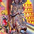 竹山連興宮韋馱菩薩聖像