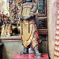竹山沙東宮左護衛將軍聖像