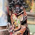 竹山沙東宮中壇元帥聖像