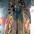 竹山沙東宮城隍爺聖像