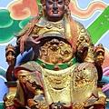 竹山沙東宮林圮將軍聖像