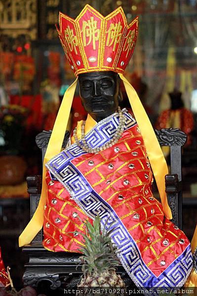清水祖師聖像