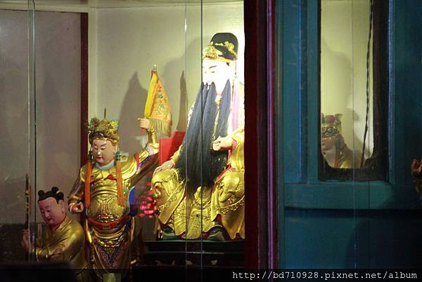 文昌帝君聖像