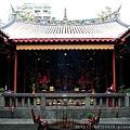 艋舺清水巖廟內景