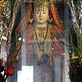 艋舺清水巖天上聖母聖像