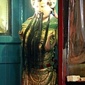 艋舺清水巖張將軍聖像