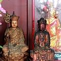 艋舺清水巖地藏王菩薩聖像