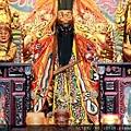 南崁五福宮玄壇元帥聖像
