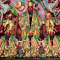 南崁五福宮列位關聖帝君聖像