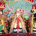 南崁五福宮註生娘娘、月老星君、文昌帝君聖像