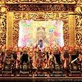 三重南聖宮正殿列位神佛聖像